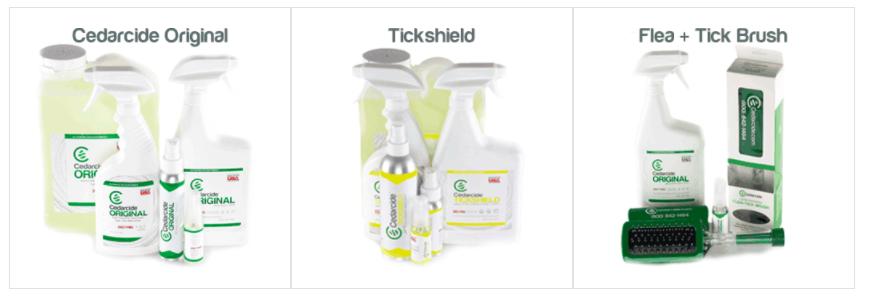 cedarcide products