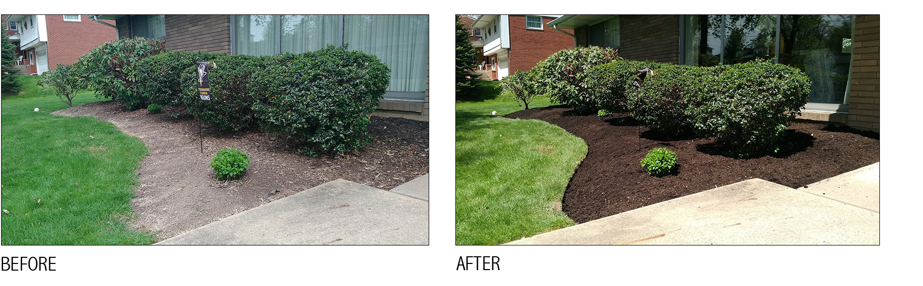 landscaping mulch